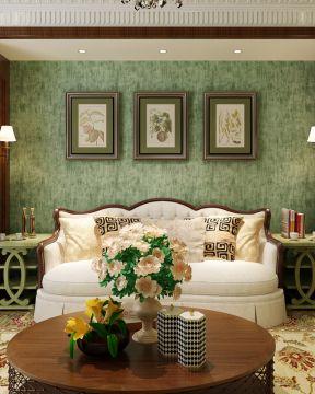 80平方三居室 豪华装修效果图