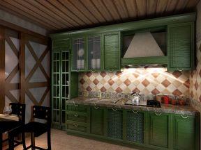 厨房装修图片 美式装修风格