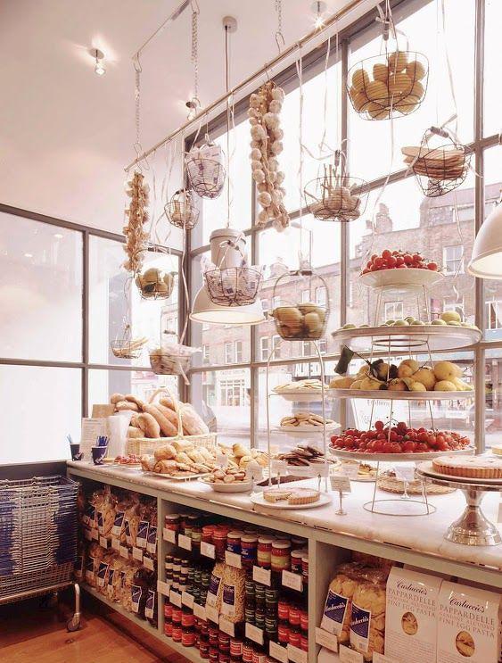 蛋糕店室内装饰装修效果图片