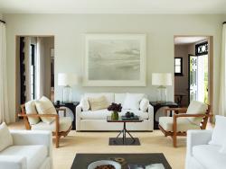 現代簡約風格客廳沙發背景墻裝飾畫樣板房