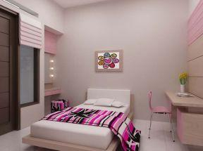 现代简约样板房 儿童房装饰设计