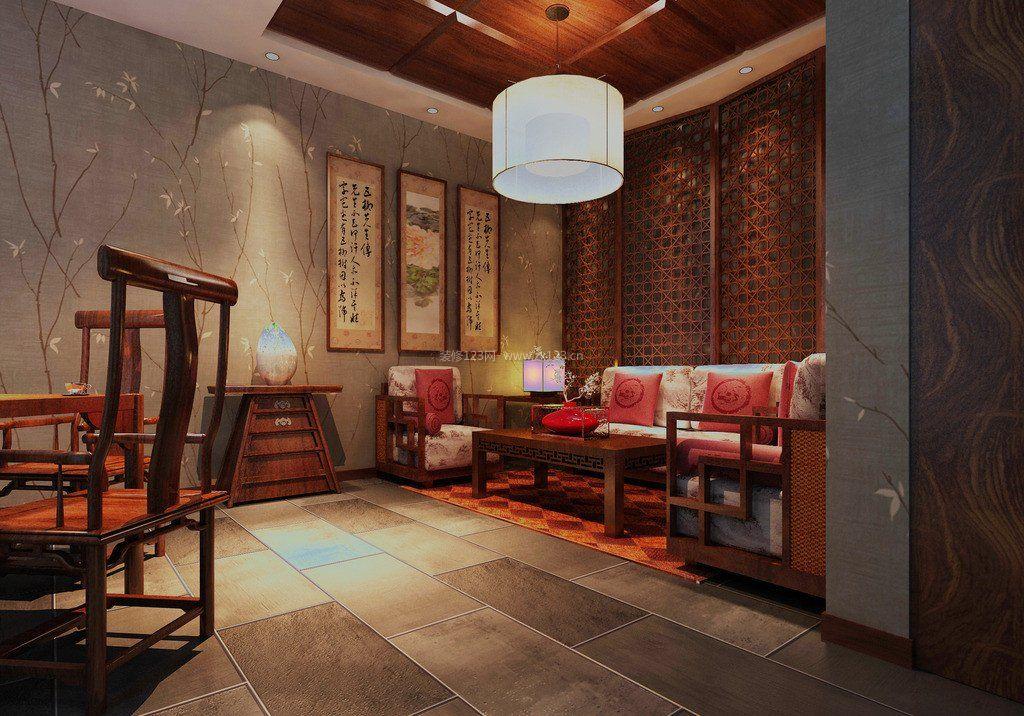 中式复古效果室内背景墙图片装修字体壁纸英语饭店v效果lisa图片