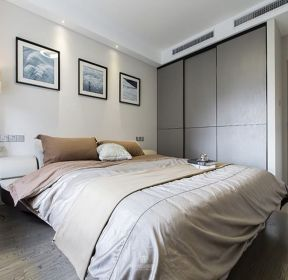 現代簡約臥室家裝-每日推薦