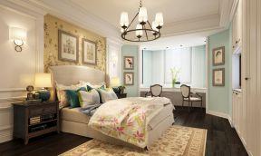 卧室装修图片 美式 装修