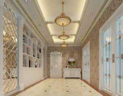 欧式家装走廊玄关过道装修效果图图片