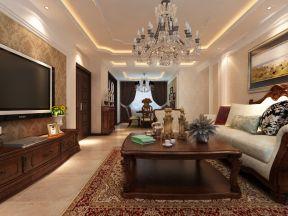 客厅装修图片 古典装修风格