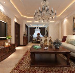 新古典客廳裝修圖片-每日推薦