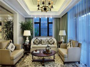 客廳裝修圖片 美式裝修風格