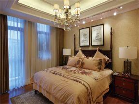 卧室装修图片 美式装修