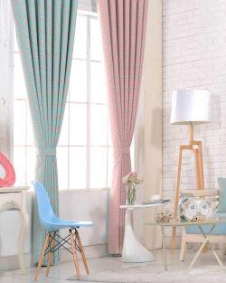 簡約風客廳設計窗簾搭配效果圖