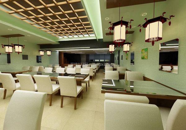 田园风格茶餐厅装修效果图