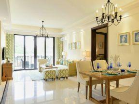 小戶型家庭室內 家庭裝修混搭風格