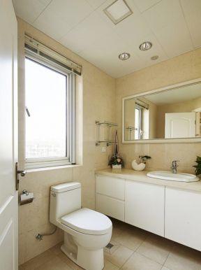 4平米小衛生間裝修圖片 浴室柜裝修效果圖片