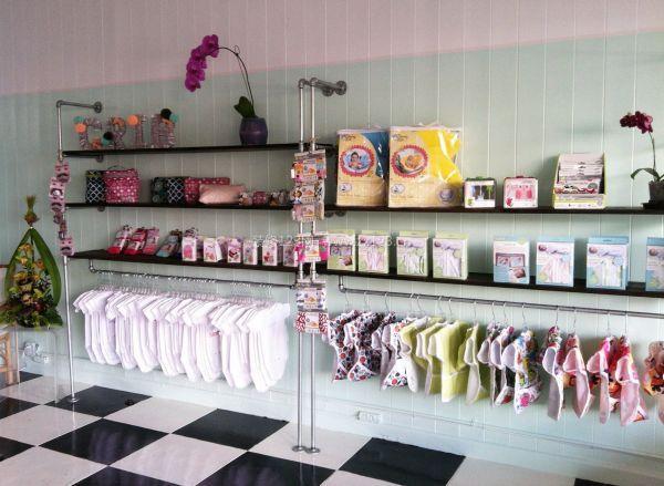 东莞孕婴用品店怎么装修 孕婴店陈列技巧_装修设计