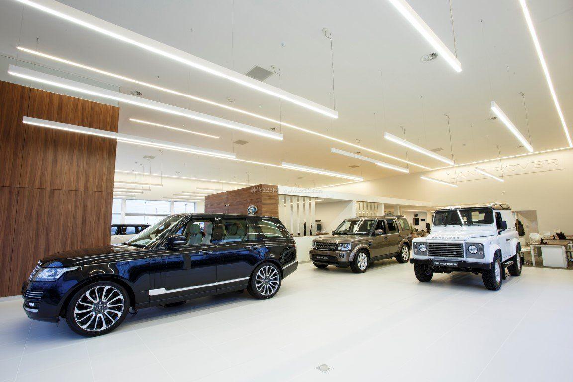 汽车4s店展厅吊灯设计效果图片大全