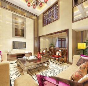 三房两厅中式复式楼装修设计图-每日推荐图片