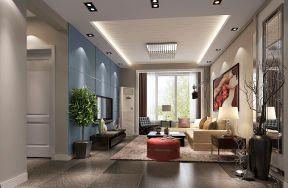 家庭電視柜圖片 室內客廳電視墻設計