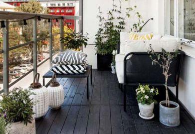 露台防水注意事项 打造私人休闲空间