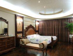 大臥室裝修家具擺放效果圖片