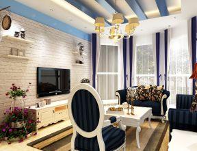 小戶型簡單 客廳吊頂圖片大全