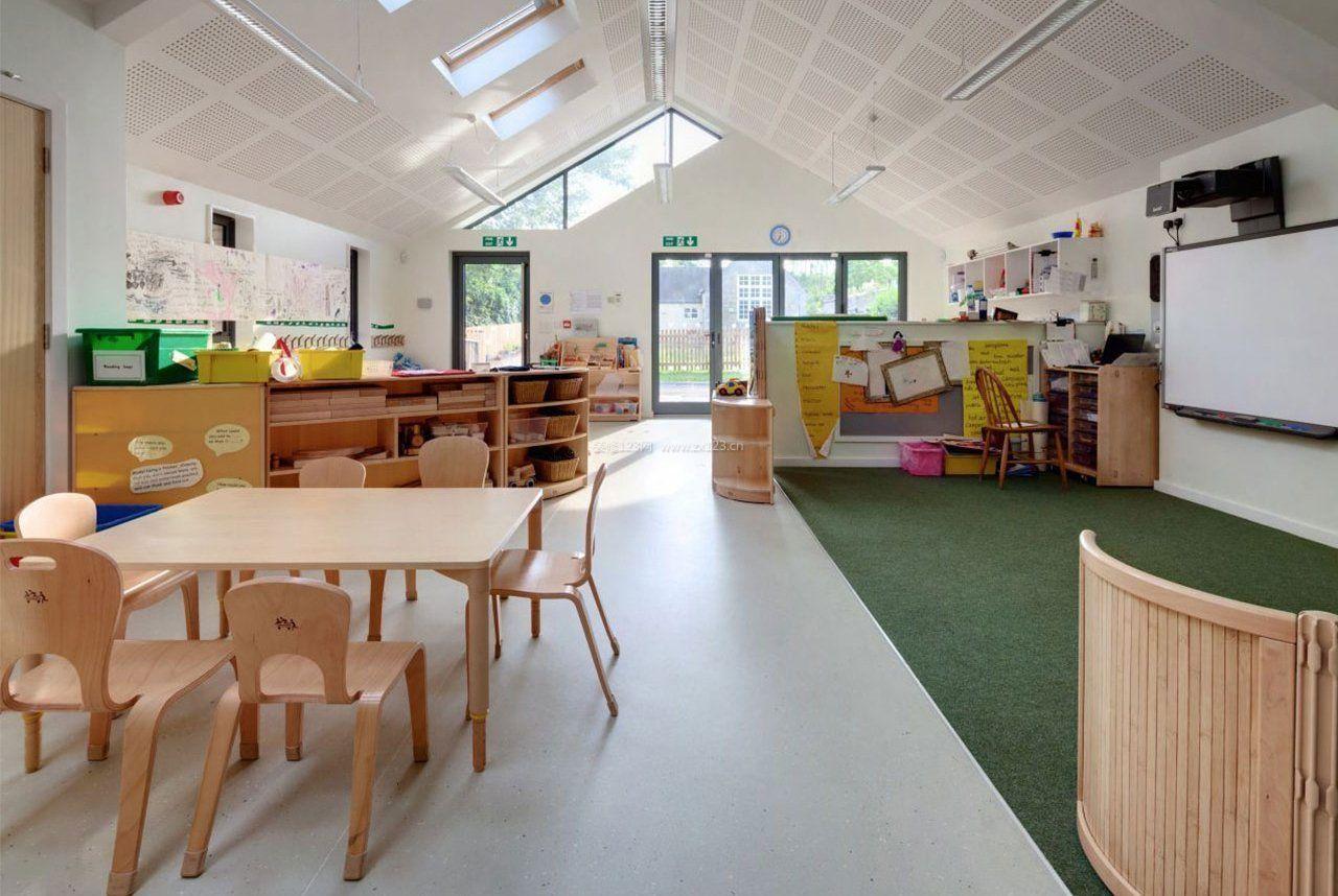 幼儿园厨房教室设计