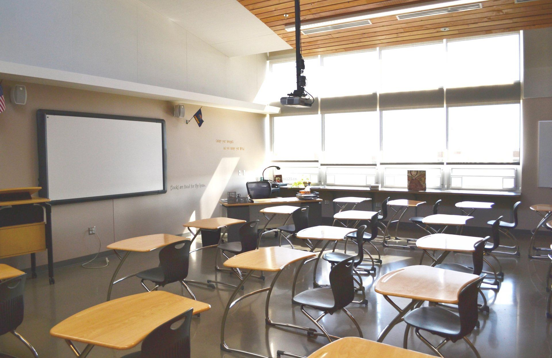Design Ideas For Classroom