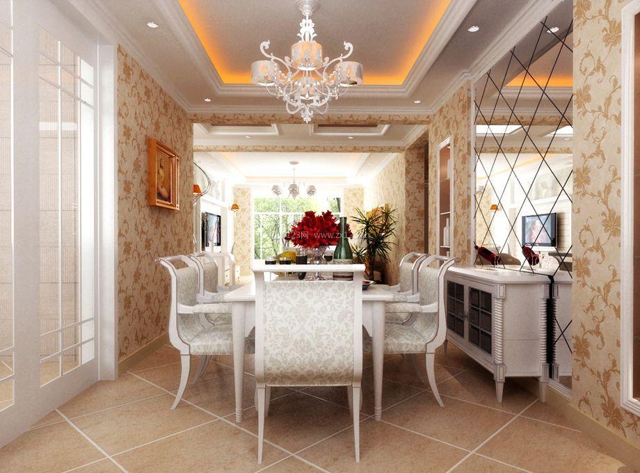 欧式背景家装大全茶镜墙效果图餐厅家里安防v背景设计图图片
