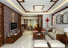 小户型中式风格装修注意事项 让居室温馨有格调