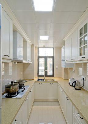 欧式厨房墙纸简约小户型需要买橱柜装修自己算吗图片