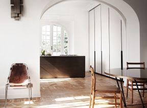 后現代家裝效果圖 拱門設計