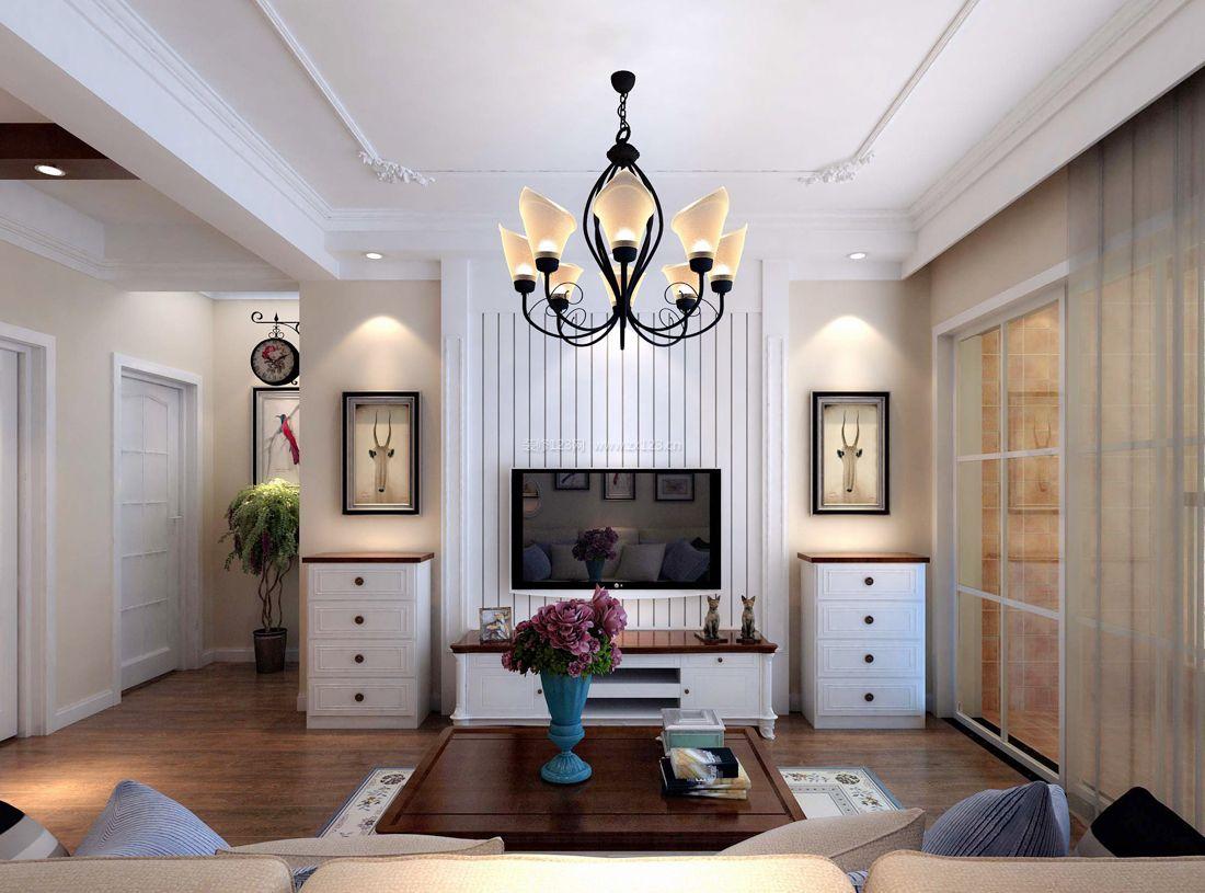 创意改造20平米小户型客厅装修设计效果图