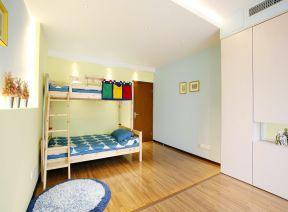 儿童房整体 现代简约样板房