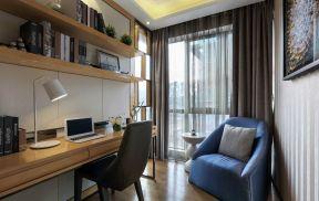 歐式窗簾圖片 單人沙發裝修效果圖片