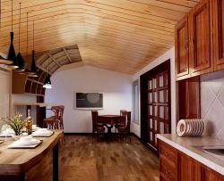 家庭室內頂樓閣樓裝修設計圖