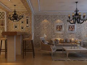 客廳沙發背景墻裝飾畫 現代客廳沙發背景墻