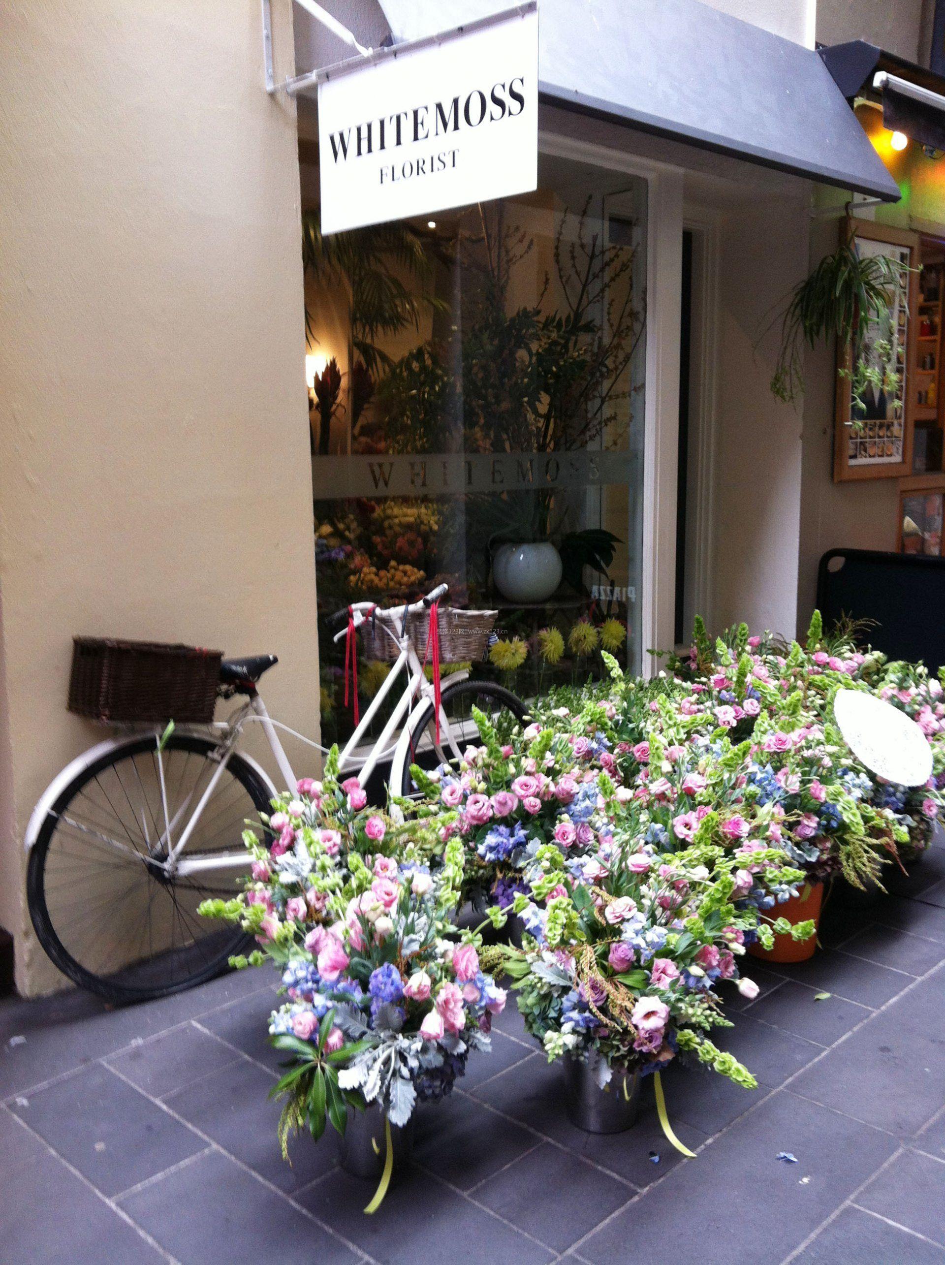 国外高端花店装修设计案例图片图片