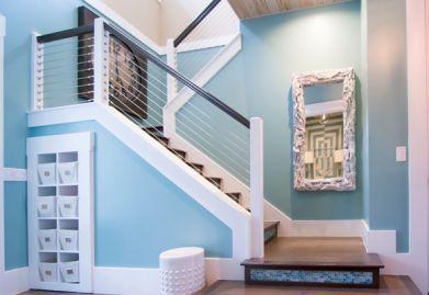 室内楼梯ballbet贝博网站攻略 轻松点亮家居生活