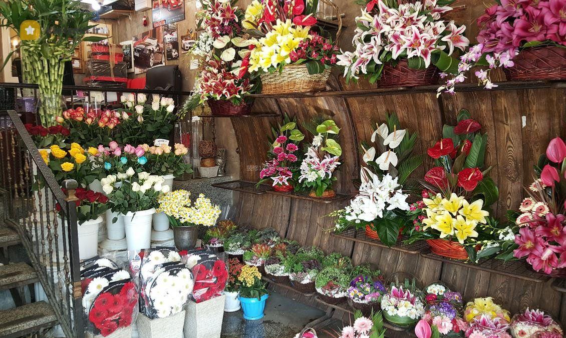 小型花店室内装修效果图图片图片