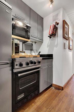 现代简约家装图片 小户型厨房