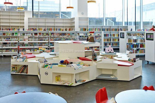 西安图书馆室内装修设计 图书馆装修注意事项