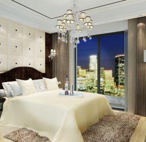 现代欧式家居卧室设计壁灯装修效果图片-每日推荐