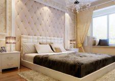 卧室背景墙装修方法 打造良好睡眠环境