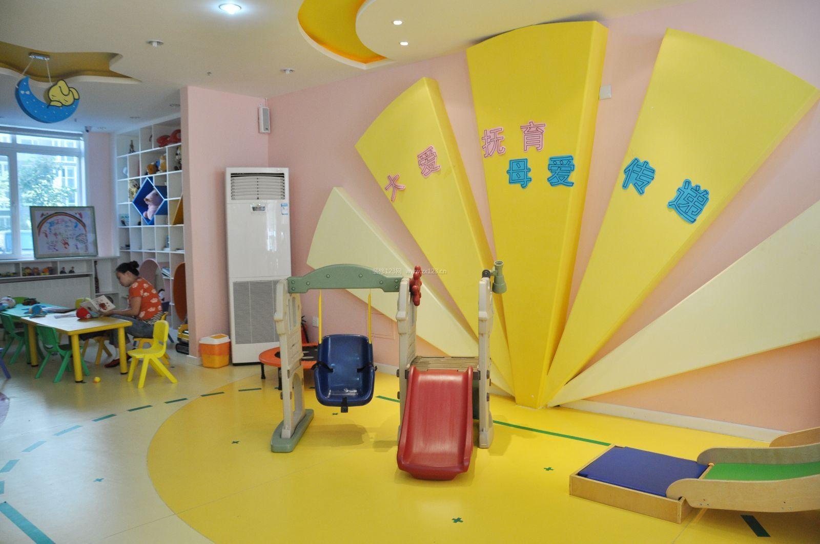 幼儿园主题墙布置装修图片大全