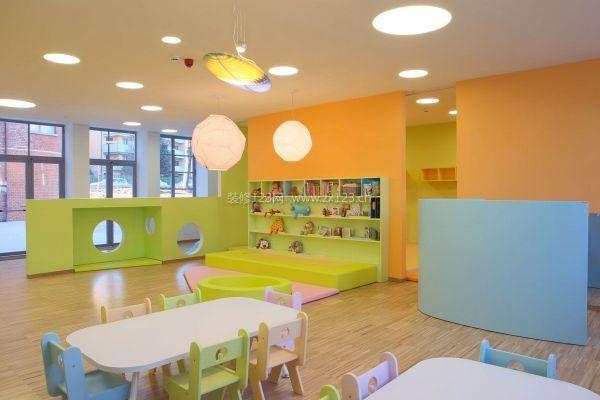 合肥幼儿园大厅装修 幼儿园装修注意事项