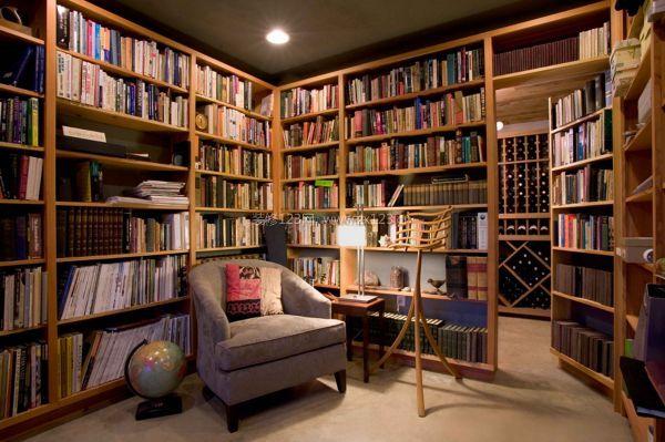 合肥图书馆装修设计 图书馆装修要点图片