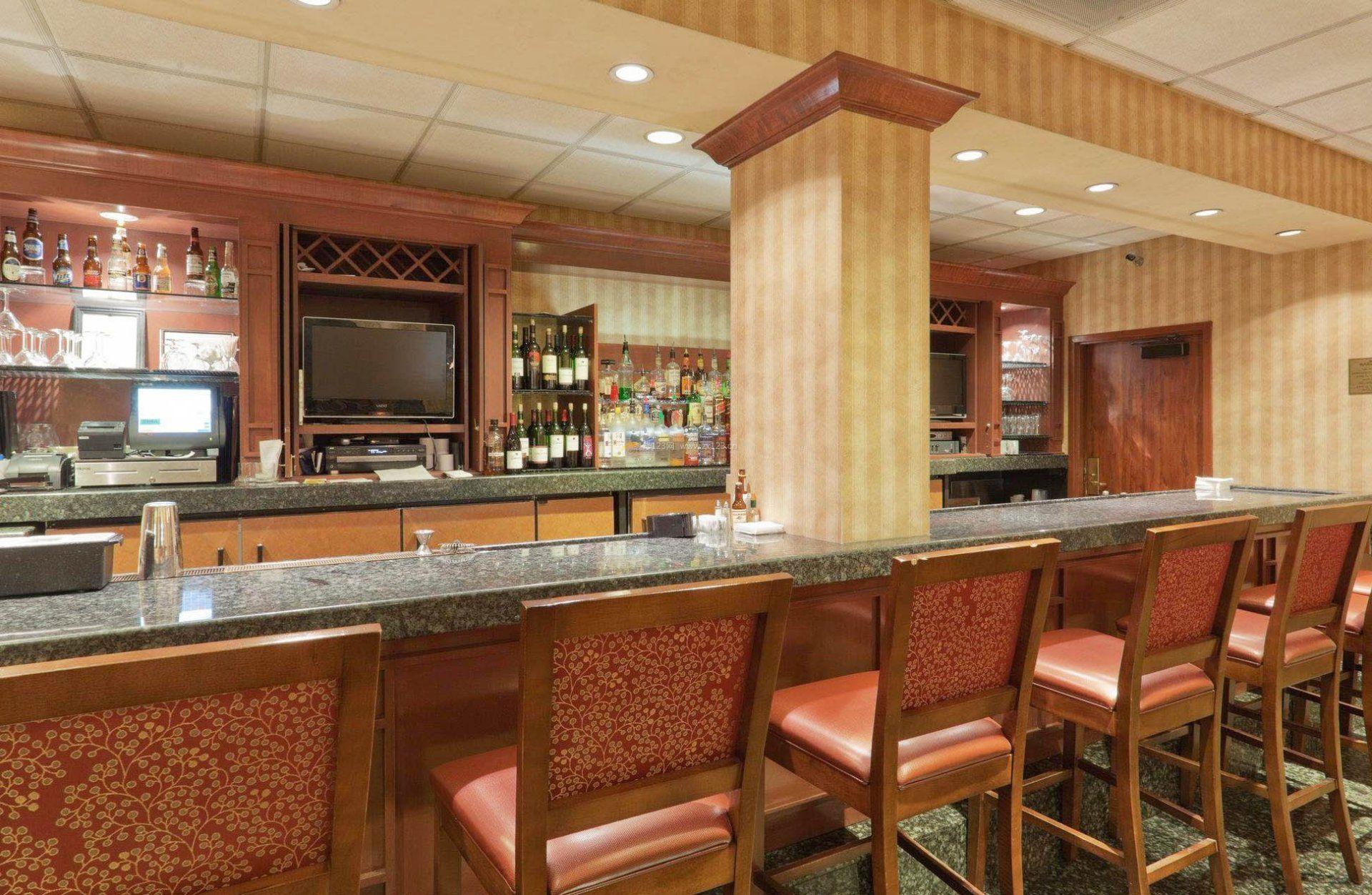 酒吧家庭室内柱子装修效果图侧墙送风新风图片