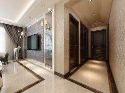 室内过道走廊吊顶装修效果图图片