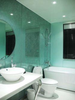 簡約風格衛生間墻面顏色裝修效果圖片