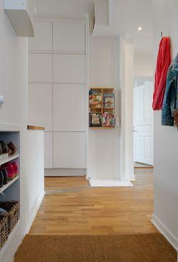 家装进门鞋柜装修效果图大全图片