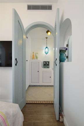 純美地中海 拱門設計